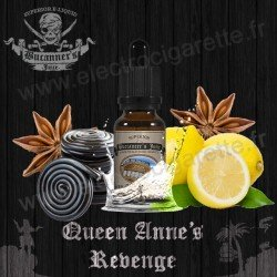 Queen S Slow Juicer : E-Liquide Gourmand Queen Anne s Revenge - Buccaneer s Juice