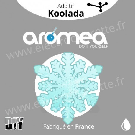 koolada aromea additif pour diy. Black Bedroom Furniture Sets. Home Design Ideas