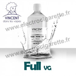 Base 100% VG - VDLV - 1 Litre