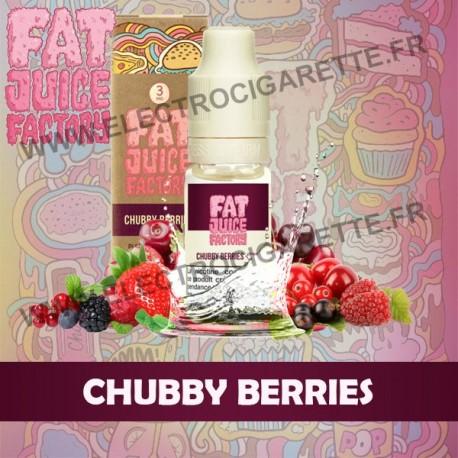 Chubby Berrys - Fat Juice Factory - Pulp - 10 ml