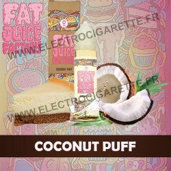 Coconut Puff - Fat Juice Factory - Pulp - ZHC 50 ml