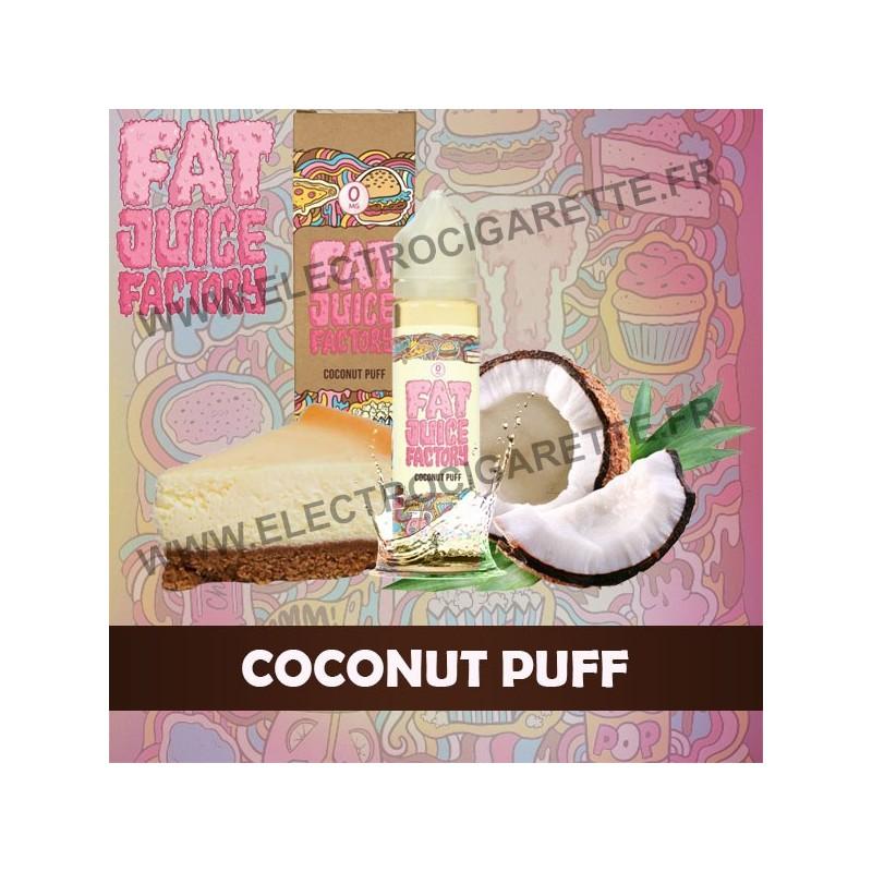 Coconut Puff - Fat Juice Factory - Pulp - ZHC 50 ml
