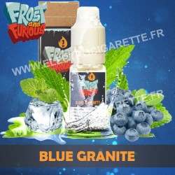 Blue Granite - Frost and Furious - Pulp - 10 ml