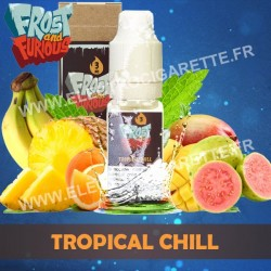 Tropical Chill - Frost and Furious - Pulp - 10 ml