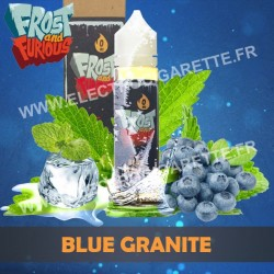 Blue Granite - Frost and Furious - Pulp - ZHC 50 ml
