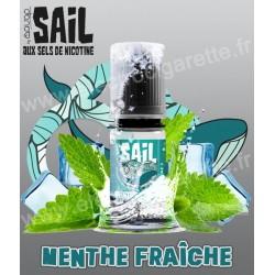 Menthe Fraîche - Sail de Avap - Sel de nicotine