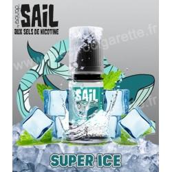 Super Ice - Sail de Avap - Sel de nicotine