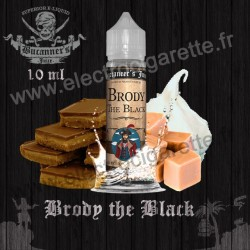 Brody the Black - ZHC 40 ml - Buccaneer's Juice