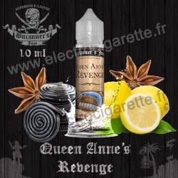 Queen Anne's Revenge - ZHC 40 ml - Buccaneer's Juice
