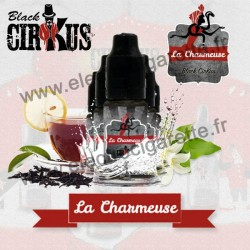 Pack de 5 flacons La Charmeuse - Black Cirkus by VDLV