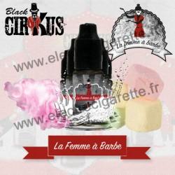 Pack de 5 flacons La Femme à Barbe - Black Cirkus by VDLV