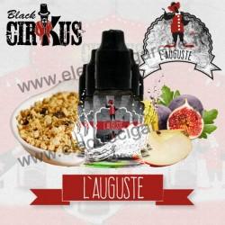 Pack de 5 flacons L'Auguste - Black Cirkus by VDLV