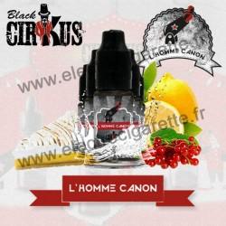 Pack de 5 flacons L'Homme Canon - Black Cirkus by VDLV