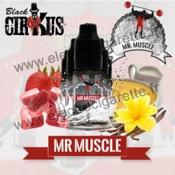 Pack de 5 flacons Mr Muscle - Black Cirkus by VDLV