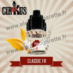 Pack de 5 flacons Classic FR - Cirkus by VDLV