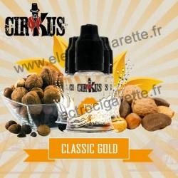 Pack de 5 flacons Classic Gold - Cirkus by VDLV