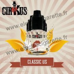 Pack de 5 flacons Classic US - Cirkus by VDLV