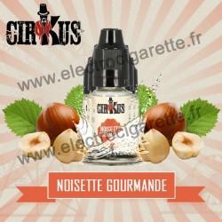 Pack de 5 flacons Noisette Gourmande - Cirkus by VDLV