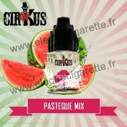 Pack de 5 flacons Pastèque Mix - Cirkus by VDLV