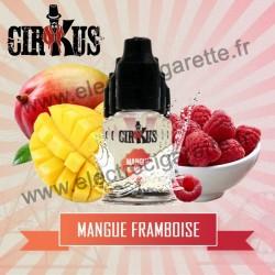 Pack de 5 flacons Mangue Framboise - Cirkus by VDLV