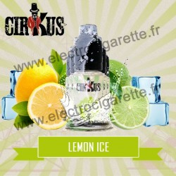 Pack de 5 flacons Lemon Ice - Cirkus by VDLV