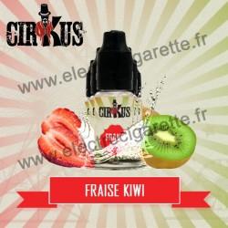 Pack de 5 flacons Fraise Kiwi - Cirkus by VDLV