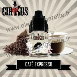 Pack de 5 flacons Café Expresso - Cirkus by VDLV