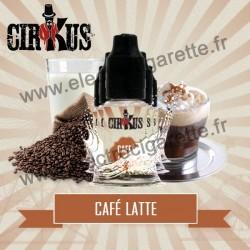 Pack de 5 flacons Café Latte - Cirkus by VDLV