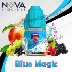 Pack 5 flacons Blue Magic - Nova Liquides Premium