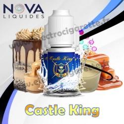 Pack 5 flacons Castle King - Nova Liquides Premium