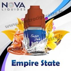 Pack 5 flacons Empire State - Nova Liquides Premium