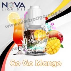 Pack 5 flacons Go Go Mango - Nova Liquides Premium