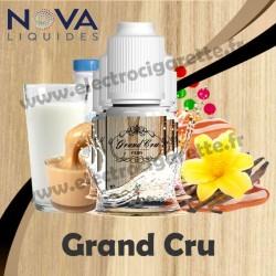 Pack 5 flacons Grand Cru - Nova Liquides Premium