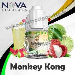 Pack 5 flacons Monkey Kong - Nova Liquides Premium