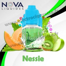 Pack 5 flacons Nessie - Nova Liquides Premium