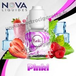 Pack 5 flacons Pinki - Nova Liquides Premium