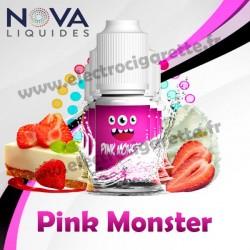 Pack 5 flacons Pink Monster - Nova Liquides Premium