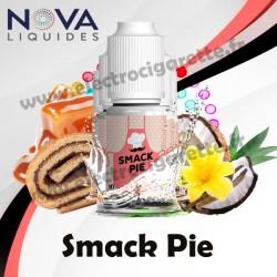 Pack 5 flacons Smack Pie - Nova Liquides Premium