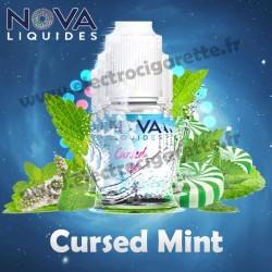 Pack 5 flacons Cursed Mint - Nova Liquides Galaxy