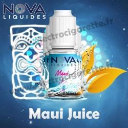 Pack 5 flacons Maui Juice - Nova Liquides Galaxy