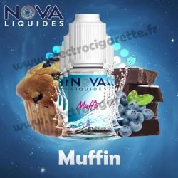 Pack 5 flacons Muffin - Nova Liquides Galaxy