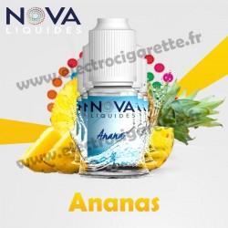Pack 5 flacons Ananas - Nova Liquides Original