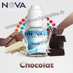 Pack 5 flacons Chocolat - Nova Liquides Original