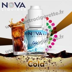 Pack 5 flacons Cola - Nova Liquides Original
