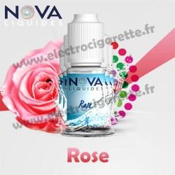 Pack 5 flacons Rose - Nova Liquides Original