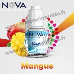 Pack 5 flacons Mangue - Nova Liquides Original