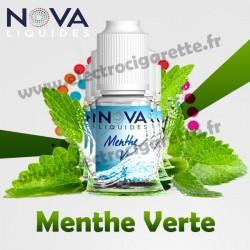 Pack 5 flacons Menthe Verte - Nova Liquides Original