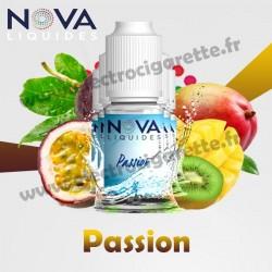 Pack 5 flacons Passion - Nova Liquides Original
