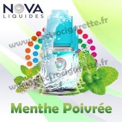 Pack 5 flacons Menthe Poivrée - Nova Liquides