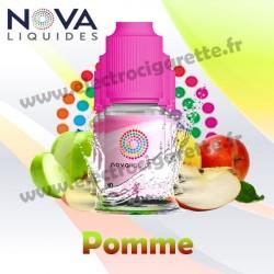 Pack 5 flacons Pomme - Nova Liquides